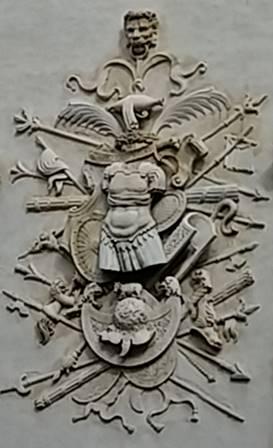 Wanddetail Bentivoglio