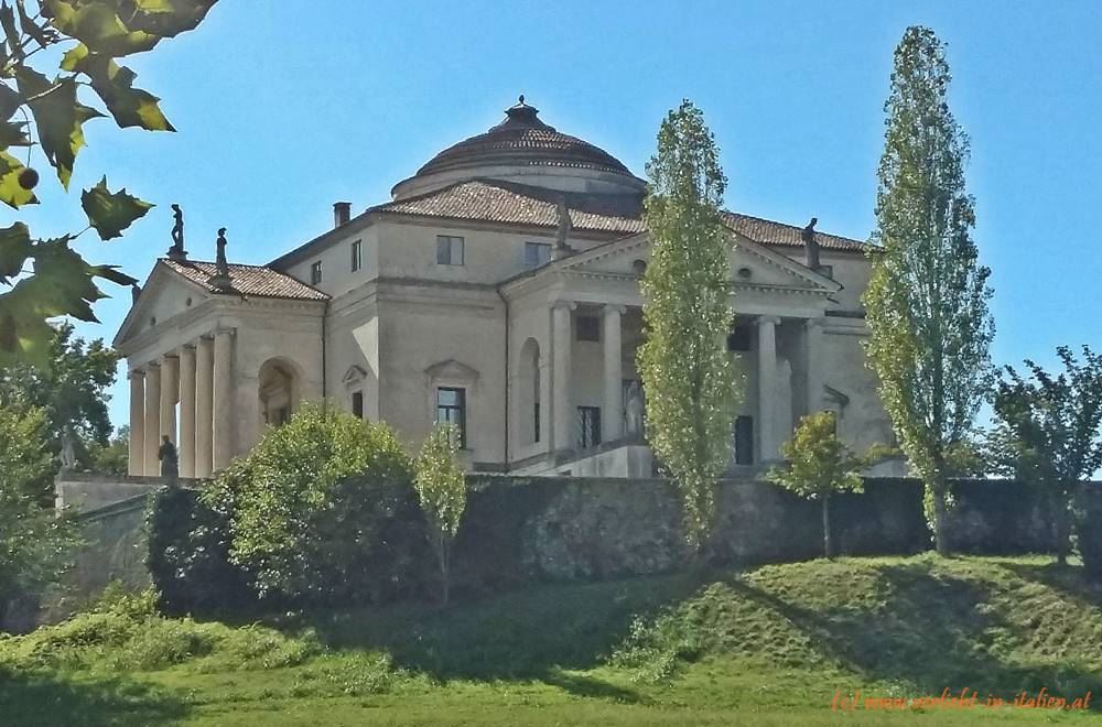 La Rotonda – das Meisterwerk von Andrea Palladio