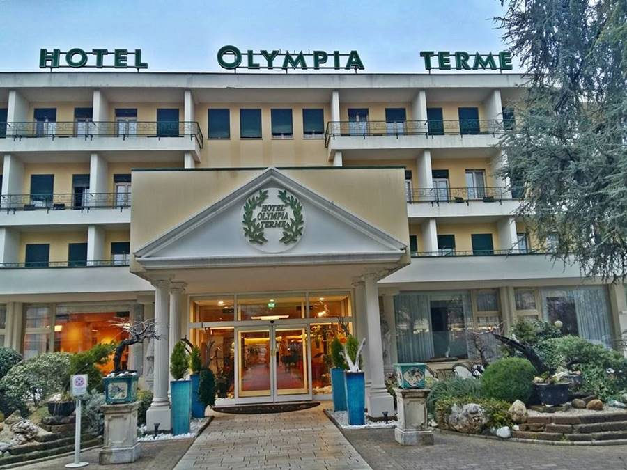 Hotel Terme Olympia – Montegrotto Terme