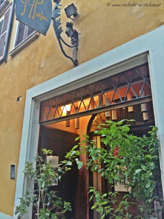 Essen in Italien - cover