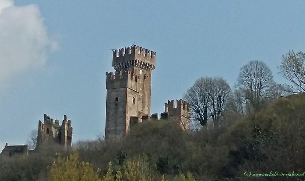 Castello in Valeggio sul Mincio