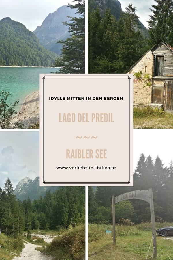 Pinterest - Lago del Predil