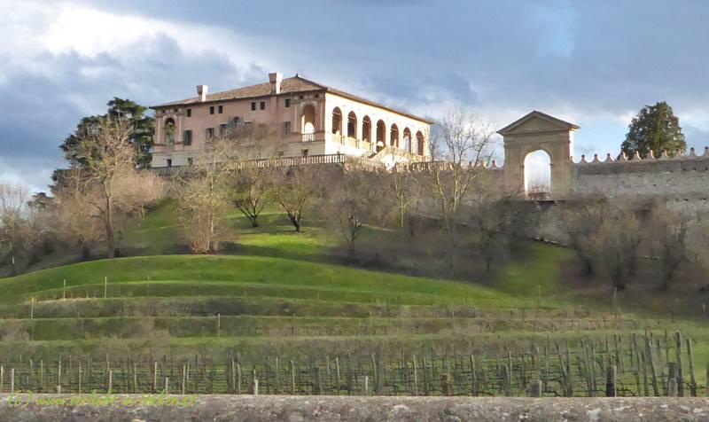 Villa dei Vescovi – Architektur und Natur perfekt vereint