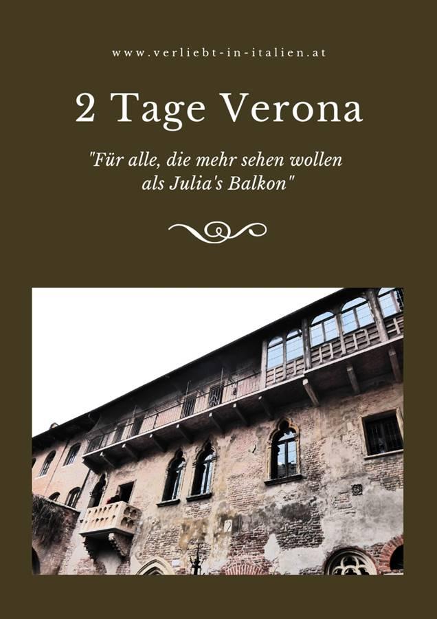 2 Tage Verona - Pinterest