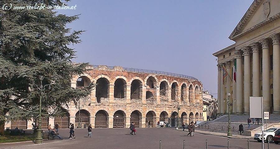 Verona – mehr als nur Romeo & Julia?