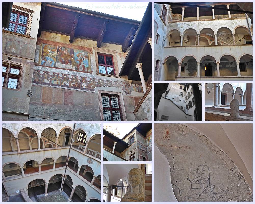 Venezianische Loggia