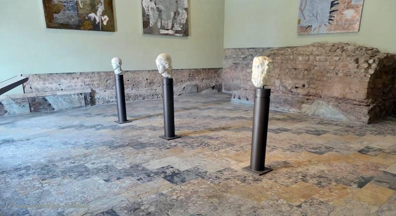 römischer Boden