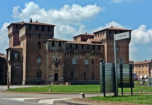 1-Castello di San Giorgio (Palazzo Ducale) Mantua