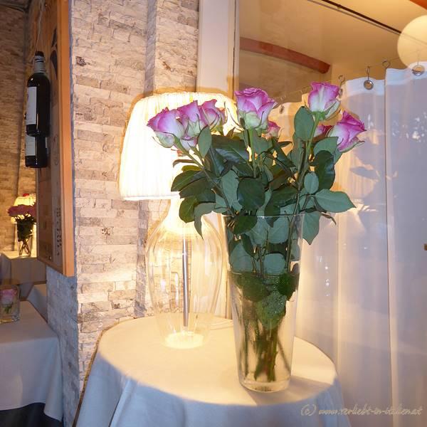 Blumen bei Agosti