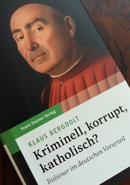 Kriminell, korrupt, katholisch - Cover