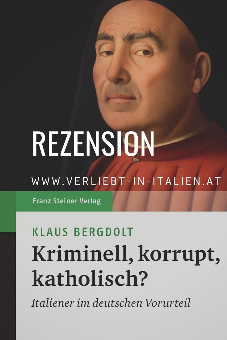 Kriminell, korrupt, katholisch - Pinterest