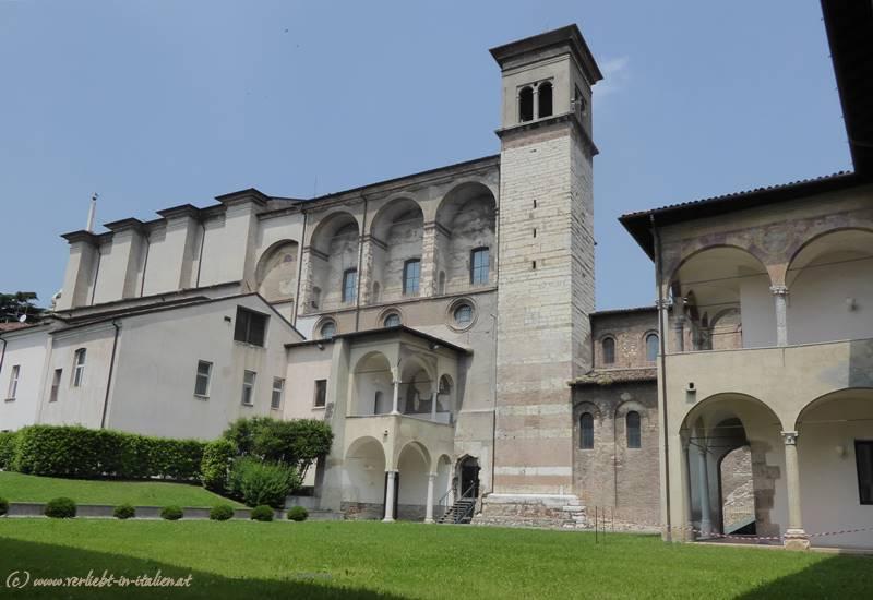 Museo di Santa Giulia in Brescia