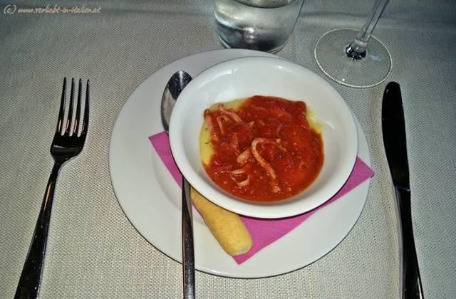 Polenta-Gericht