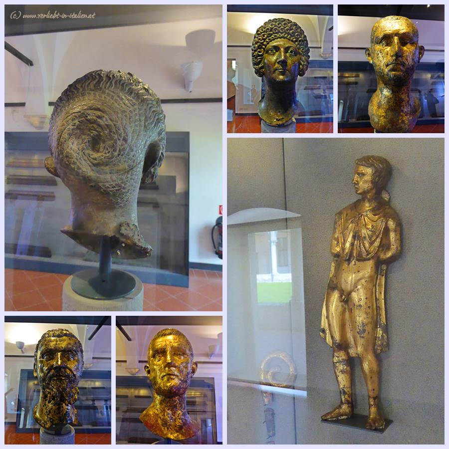 römische Köpfe