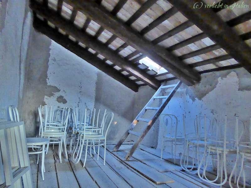 Dachboden Arcano