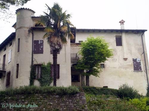 Gartenansicht Arcano