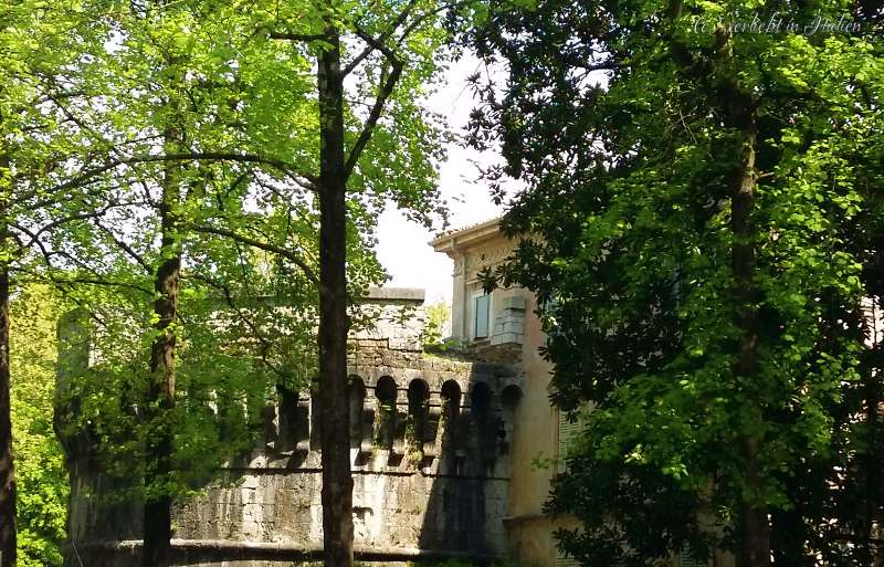 Gradisca Burg