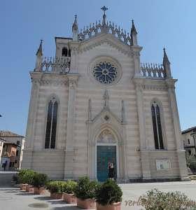 Kirche Valvasone