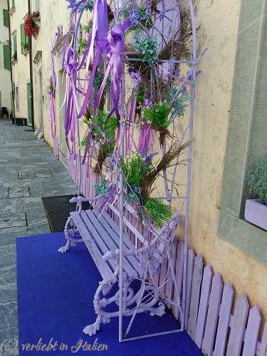 Lavendel in Venzone