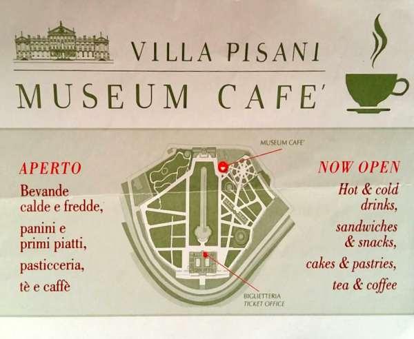 Museumscafé Pisani