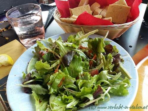 Salat zum Reinbeißen