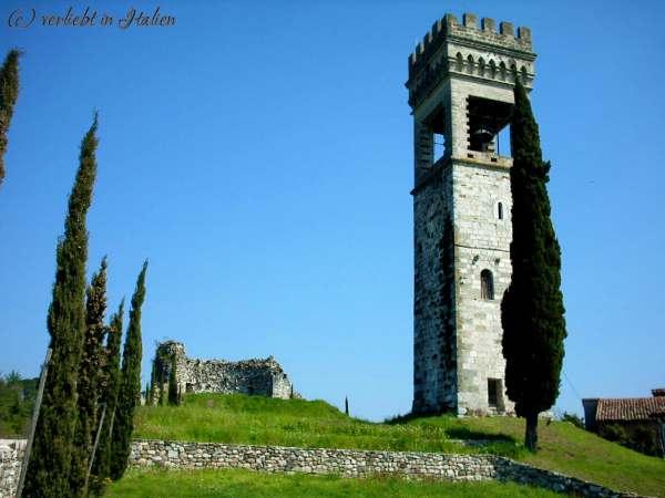 Turm von Fagagna