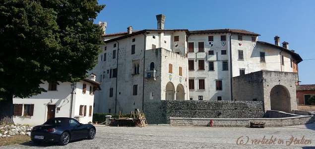 Valvasone Castello