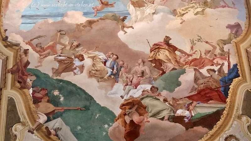 Venezia vermittelt zwischen Italia und Europa