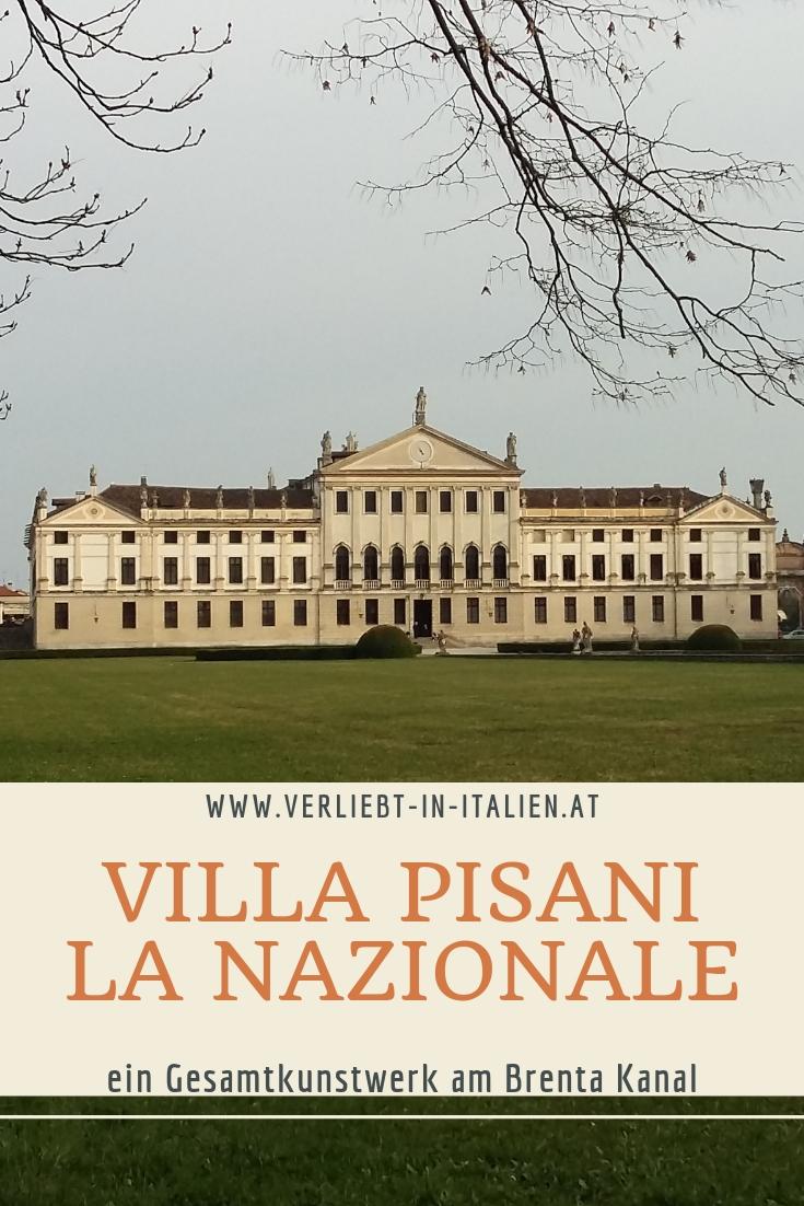 Villa Pisani La Nazionale PIN