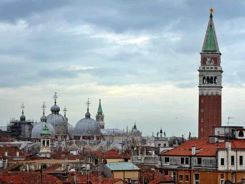 Blick auf San Marco