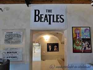Eingang Beatles