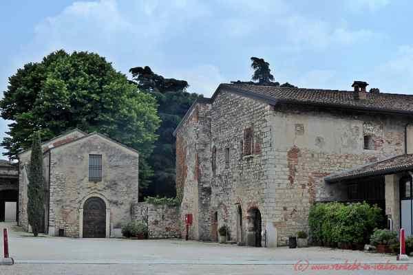 Klostergebäude S. Eufemia