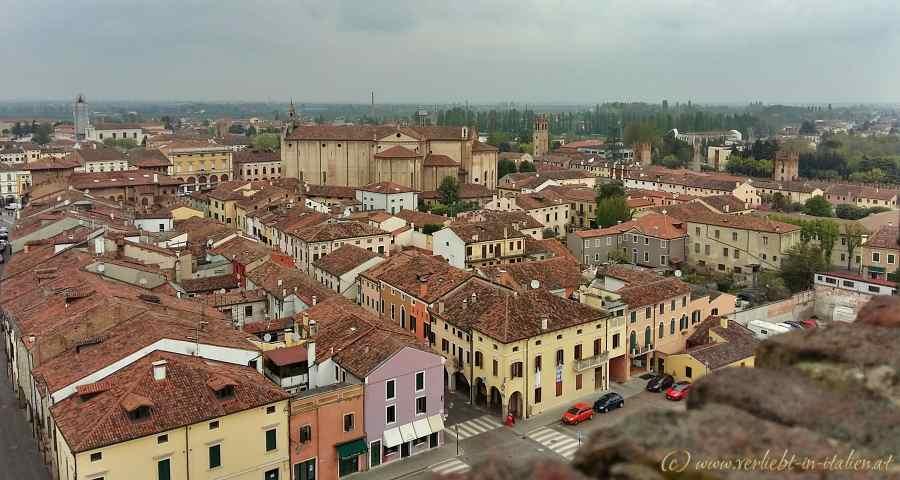 Montagnana Altstadt