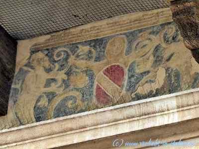 Palazzo Pomello Chinaglia Malerei 2