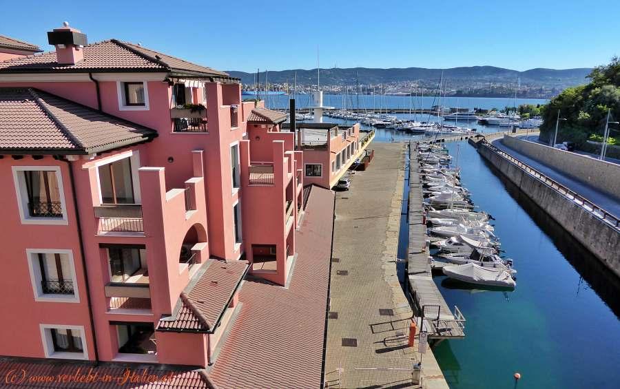 5 Marinas zwischen Muggia und Grado