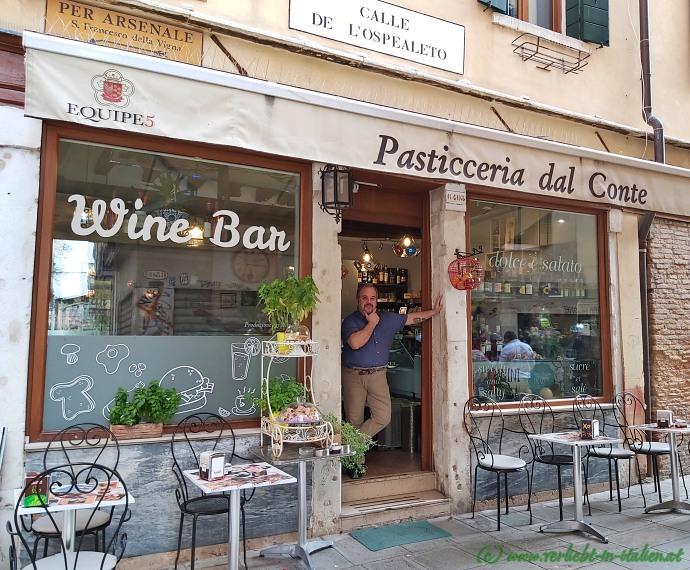 Pasticceria Dal Conte – Venezia