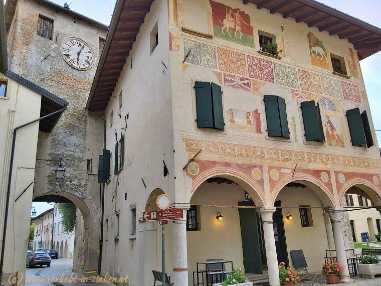 Spilimbergo – Stadt der Mosaikkunst