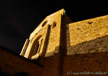 Schattierungen bei der Basilika Aquileia