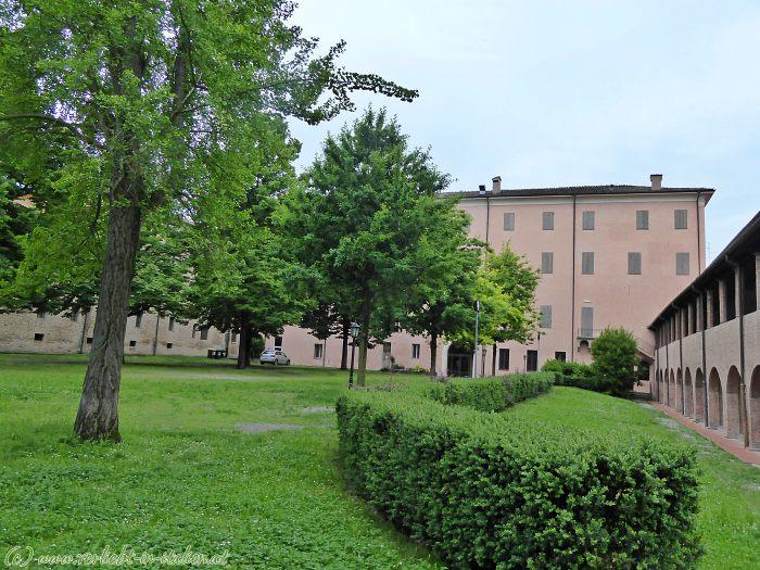 Nonantola – eine Kleinstadt bei Modena