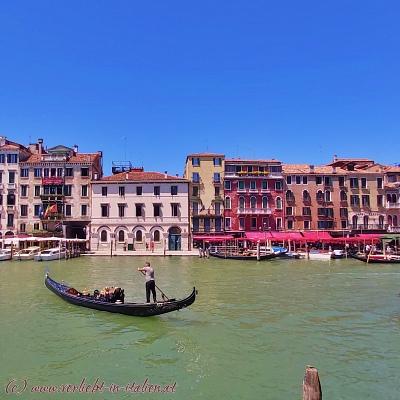 Venedig nach dem Lockdown 2020