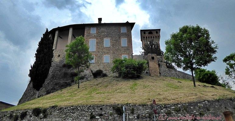 Museum Rosso Graspa im Castello di Levizzano