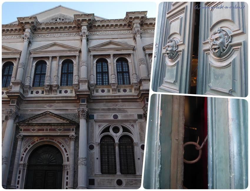 Portal-Details Scuola San Rocco