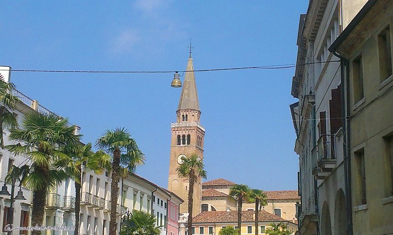 Portogruaro – eine Stadt zum Leben am Lemene