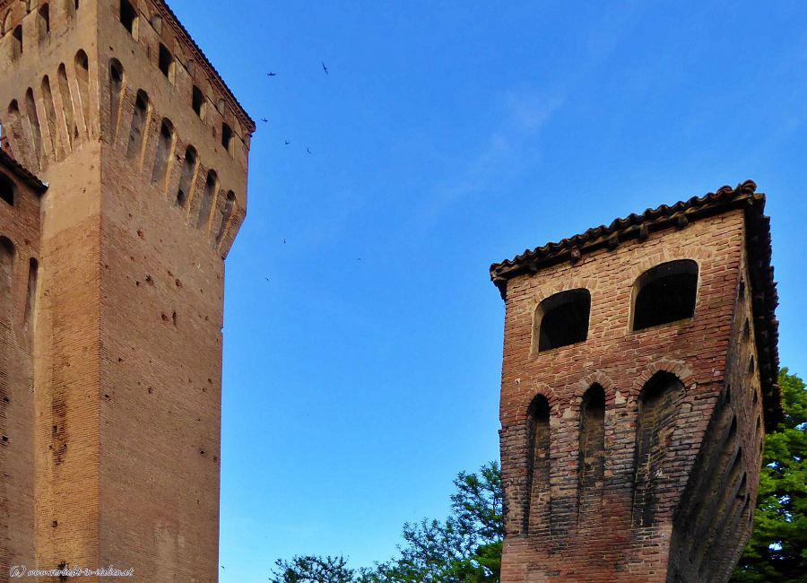 Rocca di Vignola - Verliebt in Italien