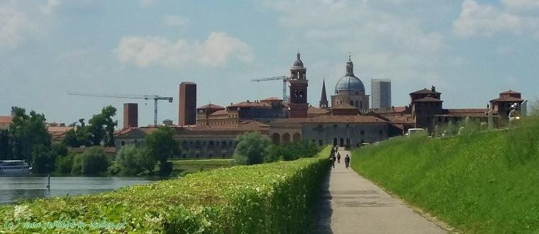 Mantua - ganz viel Geschichte(n) mit Liebe und Tod - Verliebt in Italien