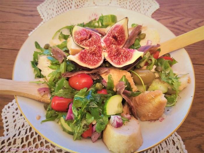 Panzanella – der Brotsalat aus der Toskana