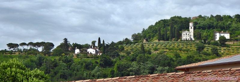 Cormòns – mitten in den Weinbergen des Collio
